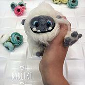 Войлочная игрушка ручной работы. Ярмарка Мастеров - ручная работа Игрушка из шерсти. Handmade.