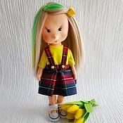 Будуарная кукла ручной работы. Ярмарка Мастеров - ручная работа Кукла интерьерная. Handmade.