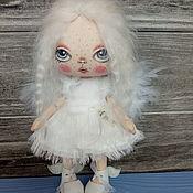 Портретная кукла ручной работы. Ярмарка Мастеров - ручная работа Портретная кукла: Текстильная кукла. Handmade.