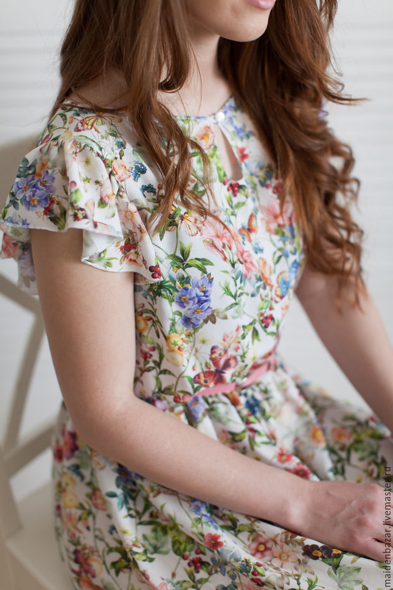 a171b69b0d3b Dresses handmade. Livemaster - handmade. Buy Dress.Handmade dress