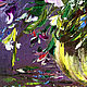 Oil painting wild flowers. Pictures. Zabaikalie. Online shopping on My Livemaster.  Фото №2