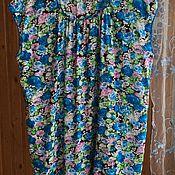 Одежда ручной работы. Ярмарка Мастеров - ручная работа Блузка из штапеля. Handmade.
