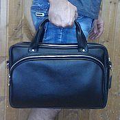 Сумки и аксессуары handmade. Livemaster - original item Bag leather office 157. Handmade.