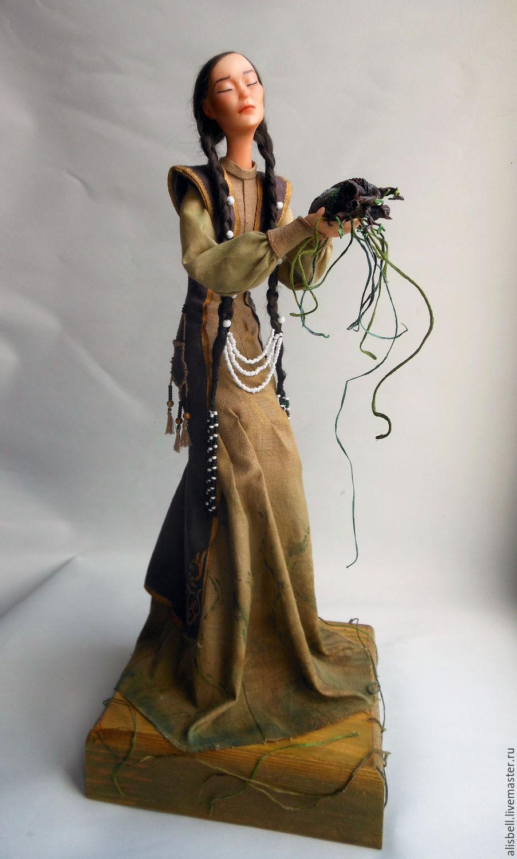 author's doll 'Heart of Altai', Dolls, Barnaul,  Фото №1