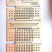 Календари ручной работы. Ярмарка Мастеров - ручная работа Вечный календарь с Вашим логотипом.. Handmade.