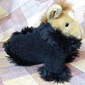 Для домашних животных, ручной работы. Ярмарка Мастеров - ручная работа жилетка-душегрейка на собачку. Handmade.