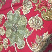 Материалы для творчества ручной работы. Ярмарка Мастеров - ручная работа Итальянский натуральный шелк платочная ткань. Handmade.