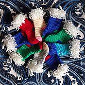 Подарки к праздникам ручной работы. Ярмарка Мастеров - ручная работа Новогоднее украшение Сапожок - 3. Handmade.
