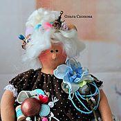 Куклы и игрушки ручной работы. Ярмарка Мастеров - ручная работа Толстушка Рукодельница.... Handmade.