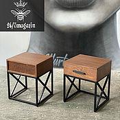 Для дома и интерьера handmade. Livemaster - original item Matilda Cabinet. Handmade.
