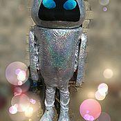Дизайн и реклама ручной работы. Ярмарка Мастеров - ручная работа Ростовая кукла инопланетянин. Handmade.