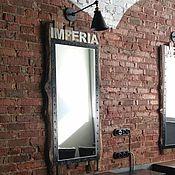 Для дома и интерьера ручной работы. Ярмарка Мастеров - ручная работа Щит под зеркало. Handmade.