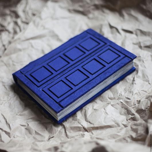 Блокноты ручной работы. Ярмарка Мастеров - ручная работа. Купить Дневник Ривер Сонг. Handmade. Тёмно-синий, тардис, сериалы