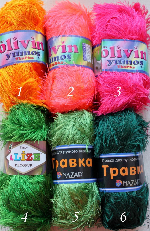 Yarn for knitting с бесплатной доставкой на m 46