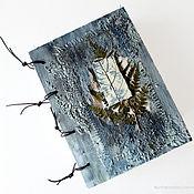 Канцелярские товары handmade. Livemaster - original item Notepad Herbarium. Handmade.