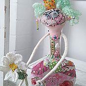 Куклы и игрушки ручной работы. Ярмарка Мастеров - ручная работа Гадающая на ромашке,  кукла ручной работы,  принцесса. Handmade.