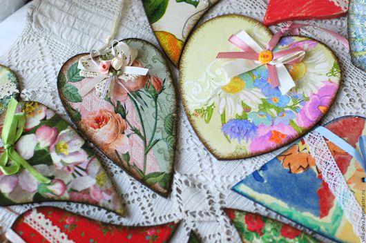 Персональные подарки ручной работы. Ярмарка Мастеров - ручная работа. Купить Сердечко - подвеска, различные варианты, дерево. Handmade.