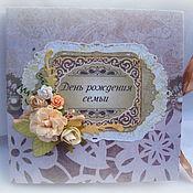 Свадебный салон ручной работы. Ярмарка Мастеров - ручная работа Свадебный конверт для диска. Handmade.