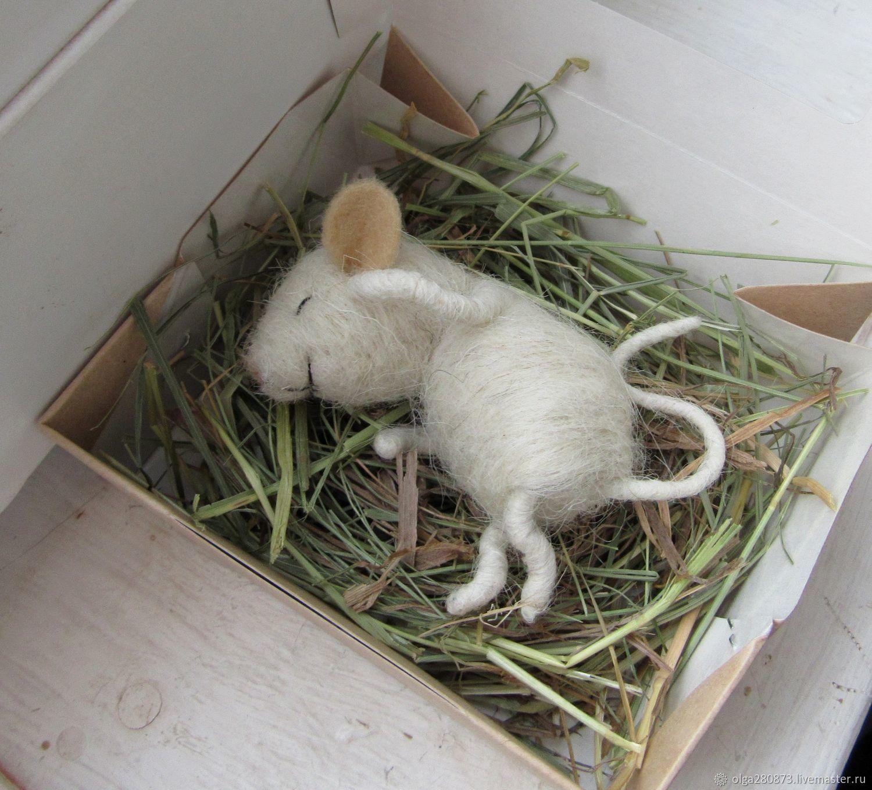 Мышка Соня, Мягкие игрушки, Волосово,  Фото №1