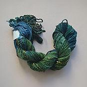 Материалы для творчества handmade. Livemaster - original item Mix of 5 different threads for embroidery (№18). Handmade.