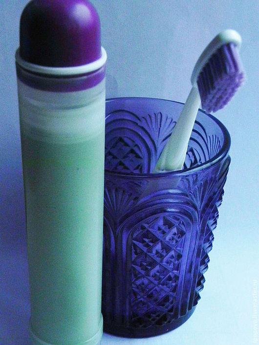 Крем, гель, сыворотка ручной работы. Ярмарка Мастеров - ручная работа. Купить Зубная паста мятно-коричная с ксилитом. Handmade.