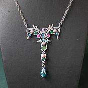 Украшения handmade. Livemaster - original item personalized pendant