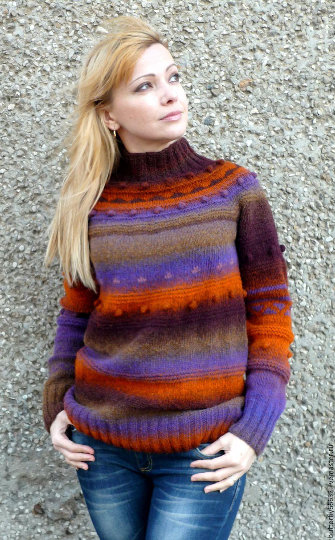 Шерсть для вязания свитера 623
