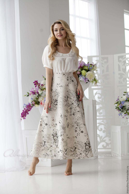 Skirt 'Adele', Skirts, St. Petersburg,  Фото №1