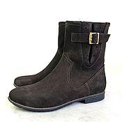 Обувь ручной работы. Ярмарка Мастеров - ручная работа Ботинки женские. Handmade.