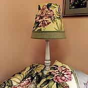 Для дома и интерьера ручной работы. Ярмарка Мастеров - ручная работа Текстиль и светильники в стиле Прованс. Handmade.