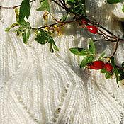 """Одежда ручной работы. Ярмарка Мастеров - ручная работа Свитер """"Белые ромбы"""". Handmade."""