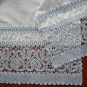 Для дома и интерьера ручной работы. Ярмарка Мастеров - ручная работа рушник. Handmade.