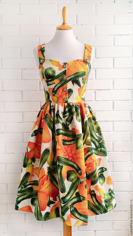 Как сшить платье дольче габбана