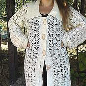 Одежда handmade. Livemaster - original item The jacket is knit SEP. Handmade.