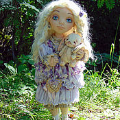 Куклы и игрушки ручной работы. Ярмарка Мастеров - ручная работа Анюта. Handmade.