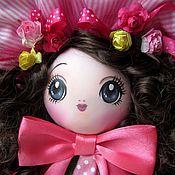 Куклы и игрушки ручной работы. Ярмарка Мастеров - ручная работа Вероника, цветущий сад. Handmade.