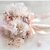 Свадебный салон ручной работы. Ярмарка Мастеров - ручная работа Bride букет невесты. Handmade.