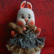 Куклы и игрушки ручной работы. Ярмарка Мастеров - ручная работа Заинька Печенюша. Handmade.