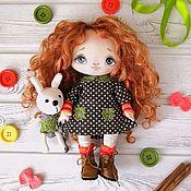 Куклы и пупсы ручной работы. Ярмарка Мастеров - ручная работа Кукла Рыжуля. Handmade.