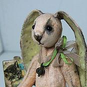 Куклы и игрушки ручной работы. Ярмарка Мастеров - ручная работа зайка Нола. Handmade.