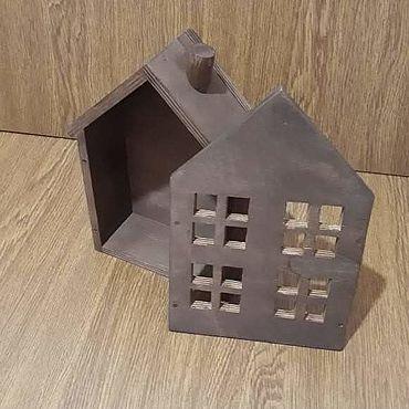Для дома и интерьера ручной работы. Ярмарка Мастеров - ручная работа Домики. Handmade.