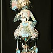 Куклы и игрушки ручной работы. Ярмарка Мастеров - ручная работа Хрустальная карусель. Handmade.