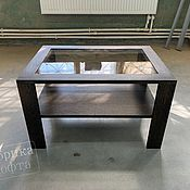 Для дома и интерьера handmade. Livemaster - original item Coffee table made of oak 1200h700 mm. Handmade.