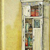 Для дома и интерьера ручной работы. Ярмарка Мастеров - ручная работа Необычные шкафы. Handmade.