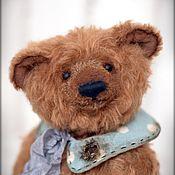 Куклы и игрушки handmade. Livemaster - original item Old bear Sam. Handmade.
