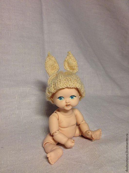 Коллекционные куклы ручной работы. Ярмарка Мастеров - ручная работа. Купить Пупсик фарфоровый шарнирный. Машенька (продано). Handmade.