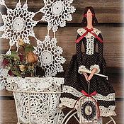 Куклы и игрушки ручной работы. Ярмарка Мастеров - ручная работа кукла Тильда Катарина. Handmade.