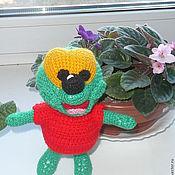 Куклы и игрушки ручной работы. Ярмарка Мастеров - ручная работа Вжик. Handmade.