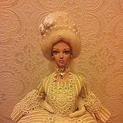 """Куклы и игрушки ручной работы. Ярмарка Мастеров - ручная работа Шарнирная кукла """"Фантазия"""".. Handmade."""