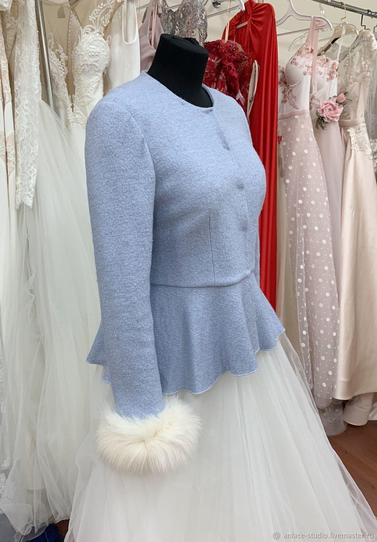 Wedding coat, Bridal jacket, Bridal coat, Wedding jacket, Capes, Moscow,  Фото №1